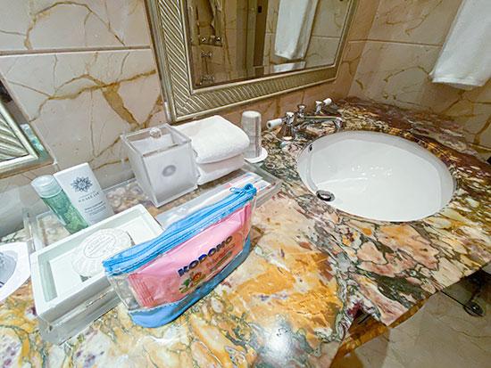 St Regis Hotel Singapore Grand Deluxe Room Bathroom