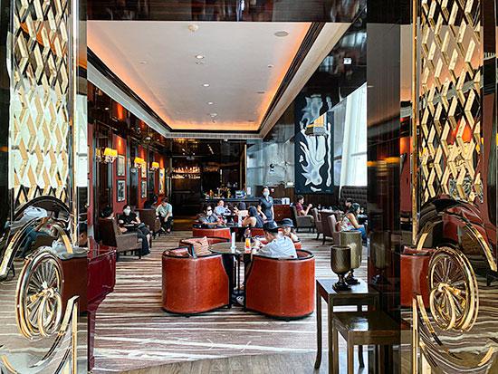 St Regis Hotel Singapore St Astor Bar