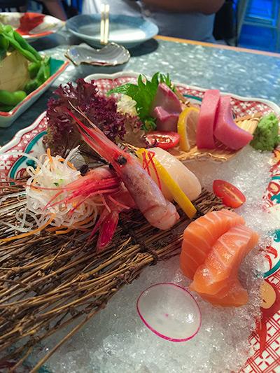 Sumiya Charcoal Grill Izakaya Utage Set Dinner