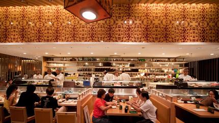 Tropicana City Mall Japanese Restaurant
