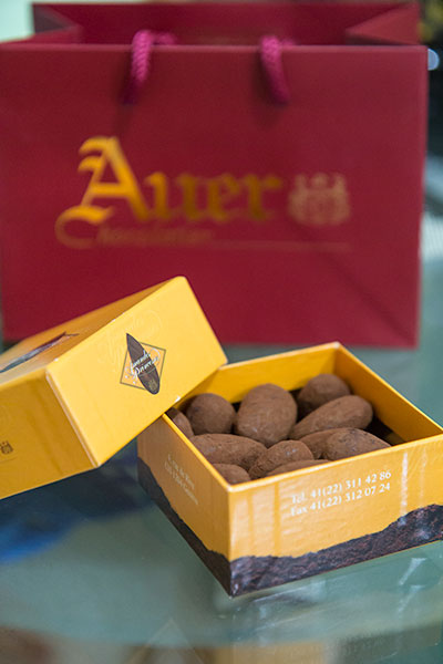 Auer Amandes Princesses Best Swiss Chocolate Geneva