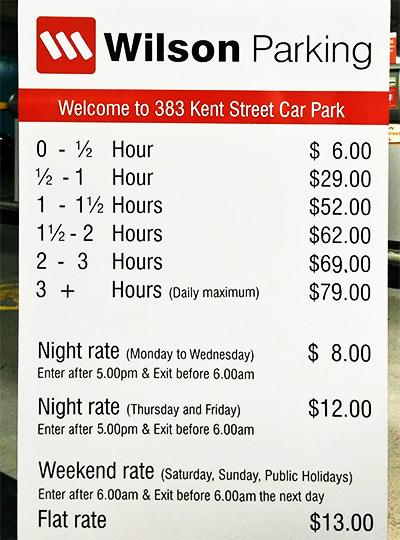 Sydney Apex Car Rentals