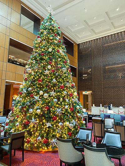 Singapore Marriott Tang Plaza Hotel Lobby