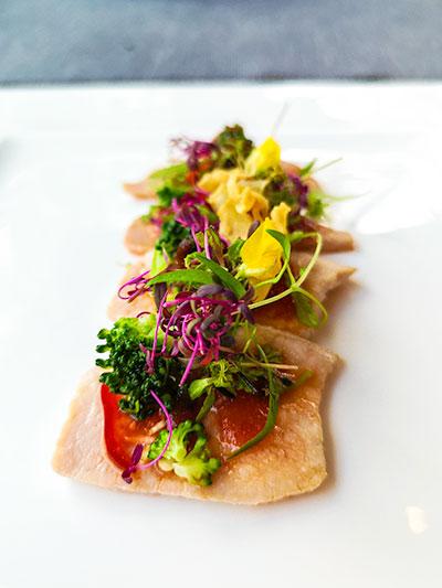 Tangerine Resorts World Sentosa Thai Fusion Fine Dining Pork Manaow