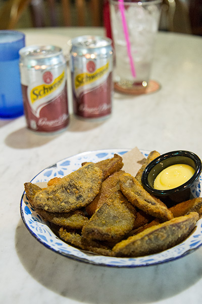 The Coastal Settlement Portobello Fries