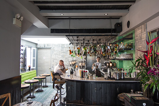 The Tippling Club Singapore