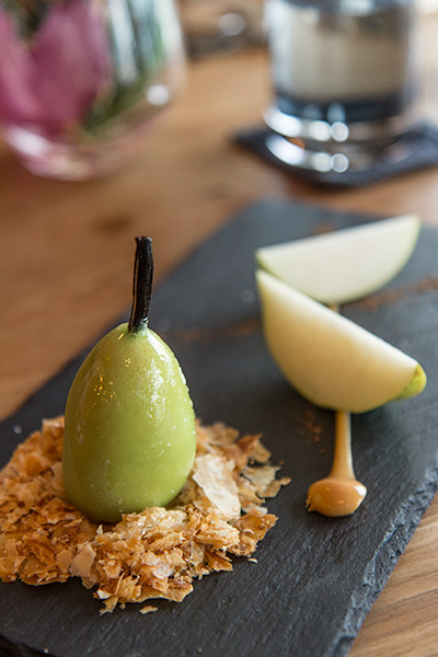The Tippling Club Singapore Pear Tart