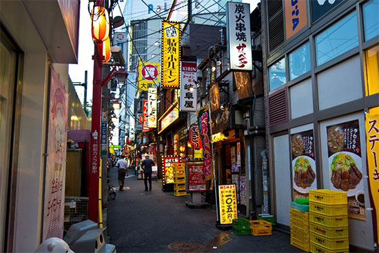 Tokyo Omoide Yokocho