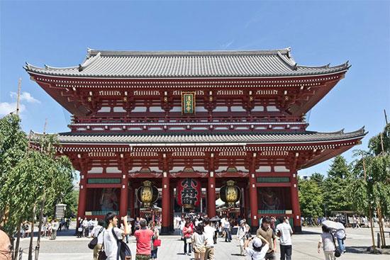 Tokyo Sensojii Temple