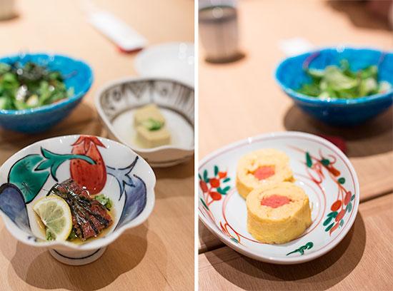 Best Tokyo Restaurants Hitsumabushi Unagi Bincho Ginza