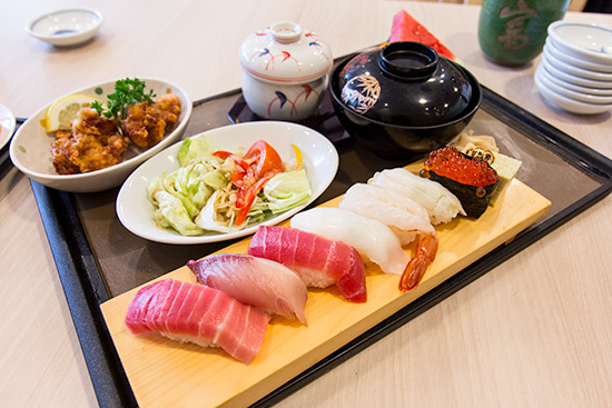 Tomi Sushi Novena Best Cheap Sushi in Singapore