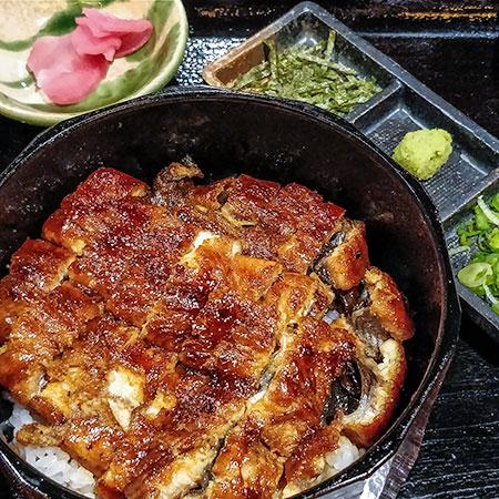 Uya Unagi Eel Restaurant Singapore Hitsumabushi Unagi Don