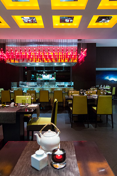 Wasabi New Delhi by Iron Chef Masaharu Morimoto