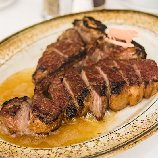 Wolfgang Steakhouse Singapore Porterhouse for Two